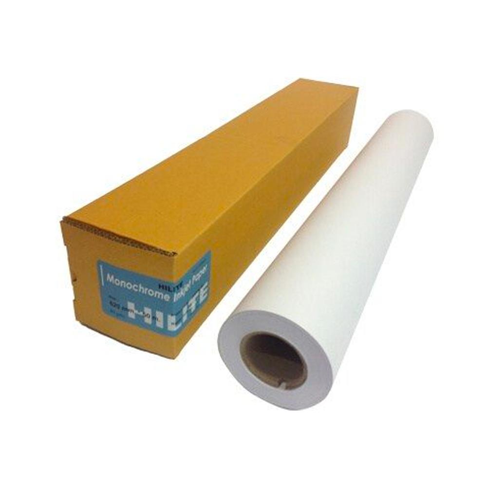กระดาษPt 80g 88cmx50mA0ขาว