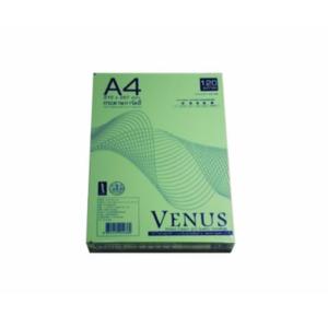 กระดาษการ์ดสีเขียวA4240g100P