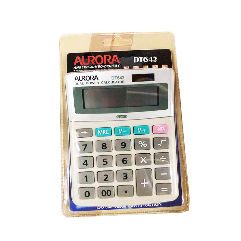 เครื่องคิดเลขออโรร่าDT-642
