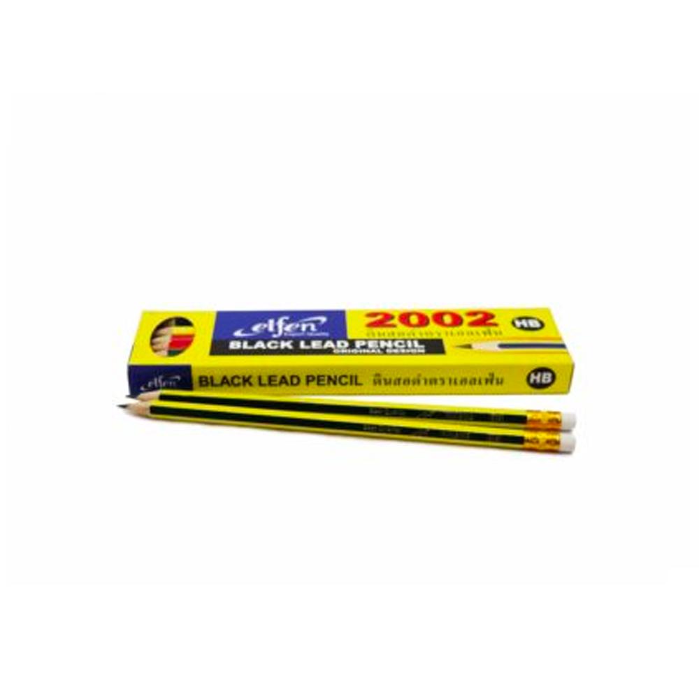 ดินสอเหลา*เอลเฟ่น2002HB
