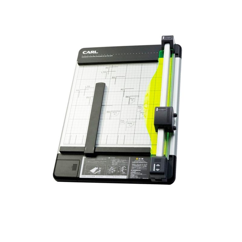 แท่นตัดกระดาษแบบรูดDC-210N/A4