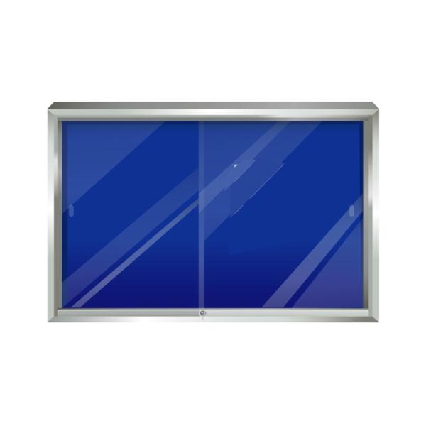 บอร์ดตู้ประกาศ80x120
