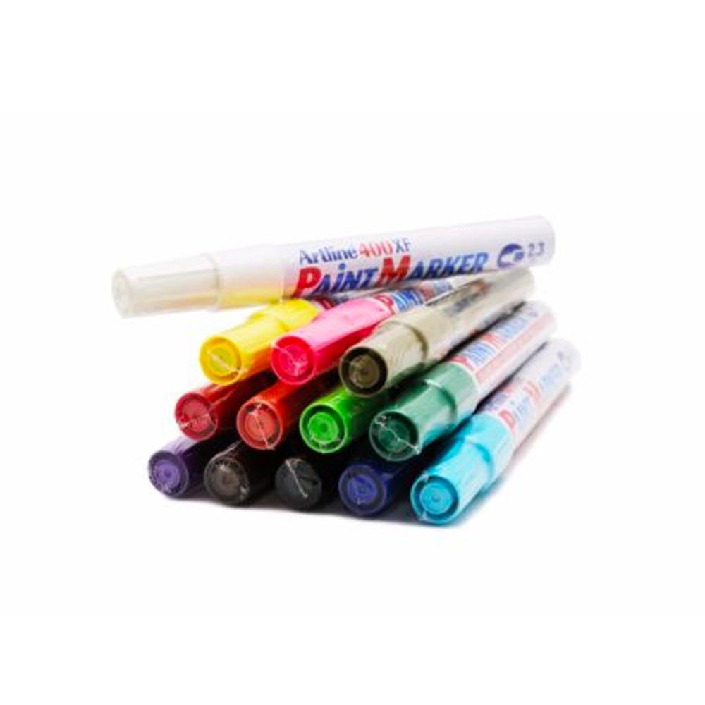ปากกาPaintArtlineNo.400สีฟ้า