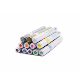 ปากกาGangy NO.150ใหญ่สีขาว