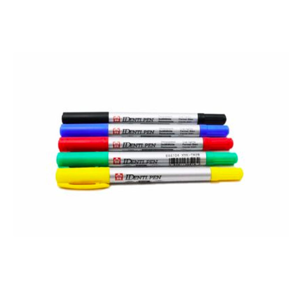 ปากกา2หัวเล็กSakura#44108เหลือง
