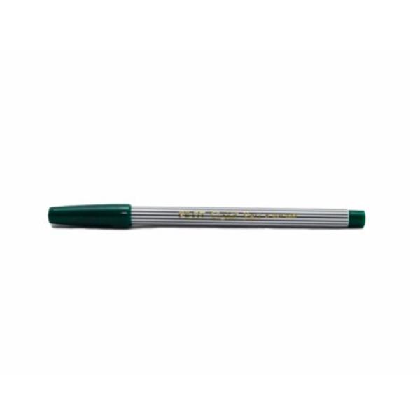 ปากกาเมจิกPILOTSDR200เขียวแก่