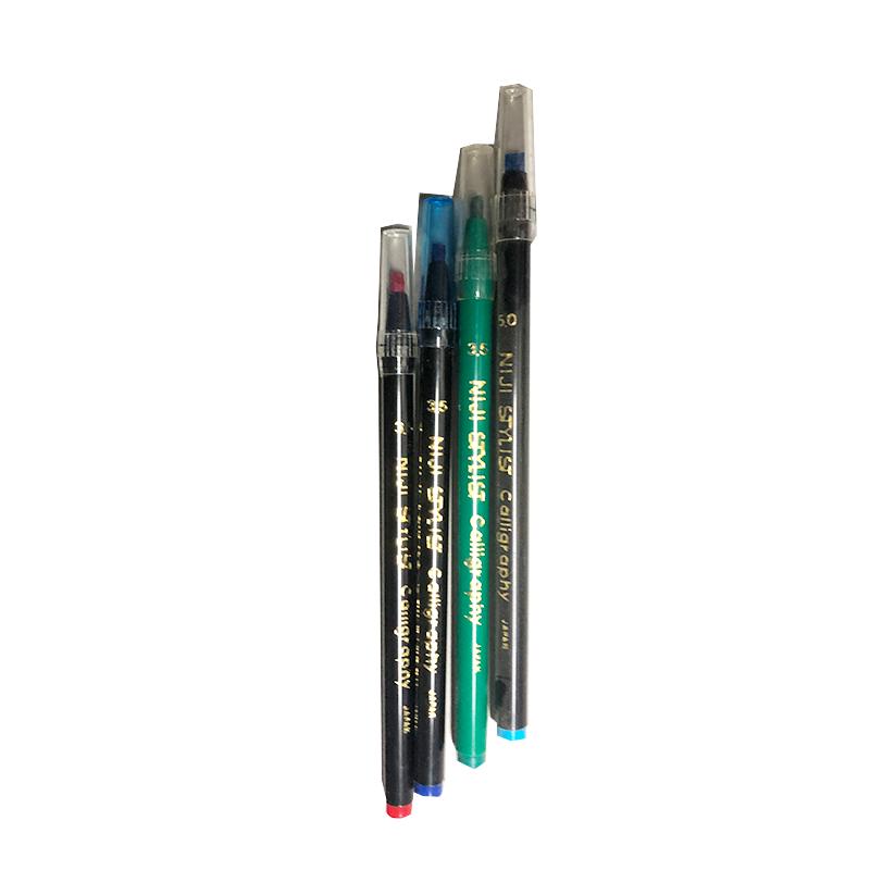 ปากกาเมจิกนิจิ3.5mmแดง