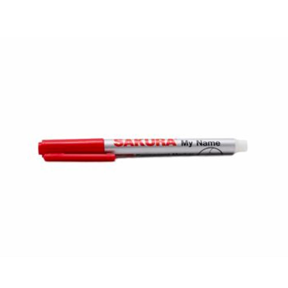 ปากกาซากุระรุ่นMYNAMEแดง