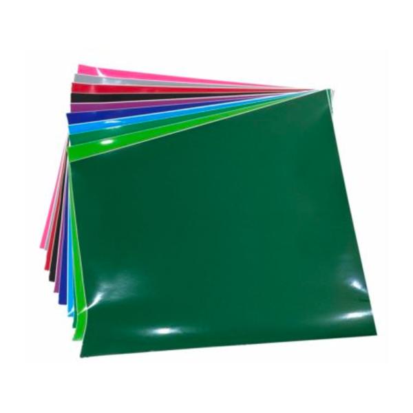 สติกเกอร์PVC*ม้วน*53cmx50mเขียว
