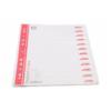 อินเด็กซ์A4กระดาษNo.910JAN-DECสีฟ