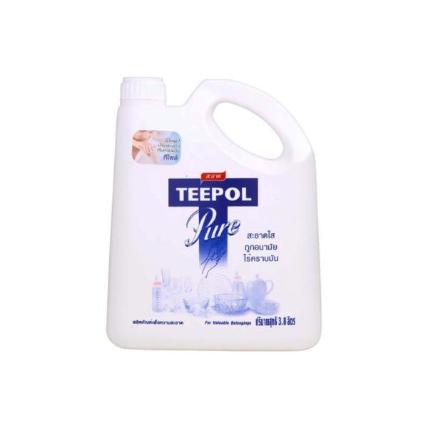 น้ำยาทำความสะอาดทีโพล์3600ml