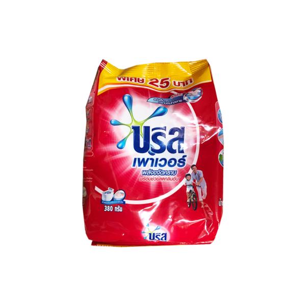 ผงซักฟอกบรีสชนิดถุง(380g)
