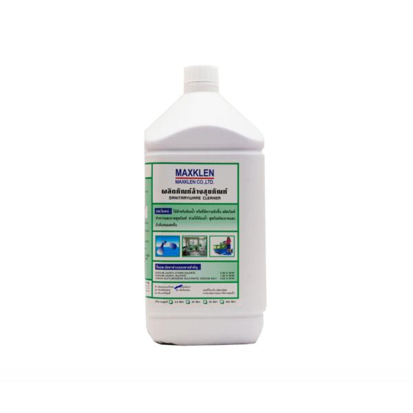 น้ำยาดับกลิ่น-ฆ่าเชื้อMAXKLEN3.8ลิตร