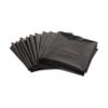 """ถุงใส่ขยะสีดำ40x60""""(1กก.)"""
