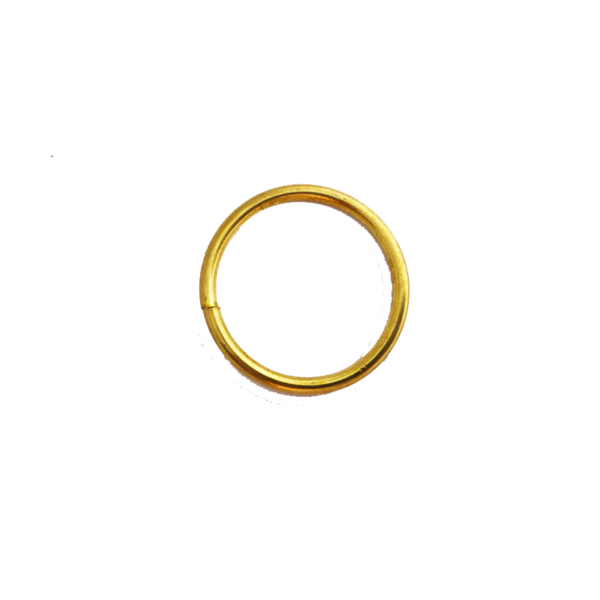 ห่วง2นิ้วทองเหลือง