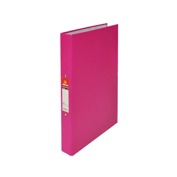 แฟ้ม 2ห่วง ตราม้า H-925 F4 สีชมพู