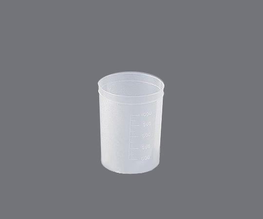ถ้วยใช้แล้วทิ้ง (Blow Molding) 1000 mL 100 ชิ้น