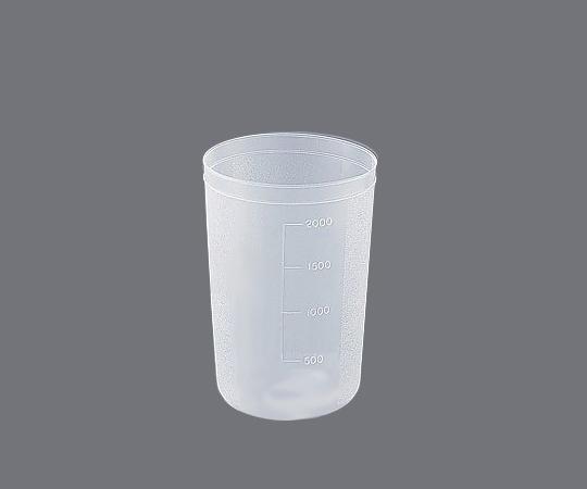 ถ้วยใช้แล้วทิ้ง (Blow Molding) 2000 mL 100 ชิ้น