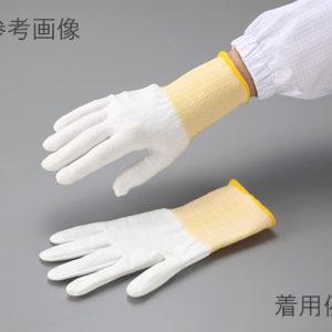 ถุงมือเซฟตี้ AP ถุงมือกันบาด (ระดับ 3) ชนิดไม่มีขนที่ บริเวณฝ่ามือ ไซส์ S